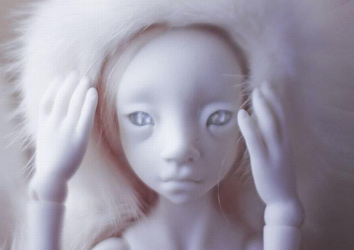 Инопланетные фарфоровые куклы (20 фото)
