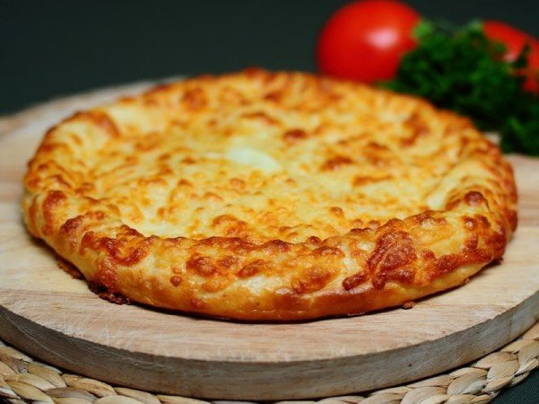 Грузинский хачапури с сыром рецепт с фото