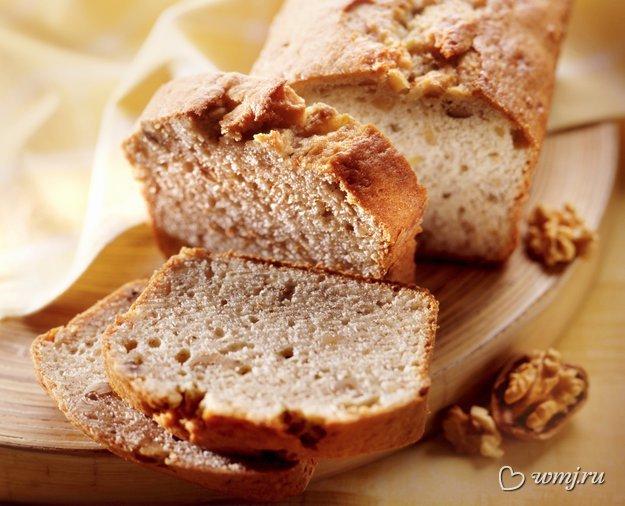 Медовый хлеб с орехами