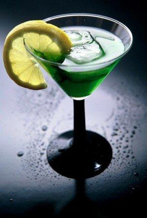 Напиток Новогодняя экзотика