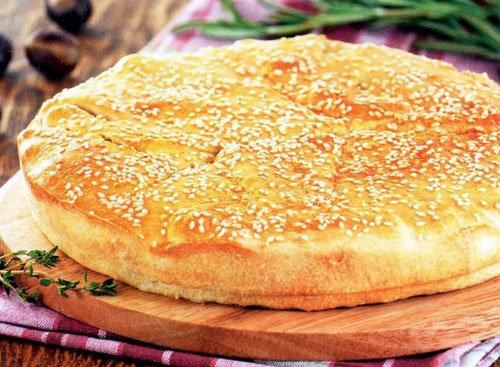 Пататопита - греческий пирог с картофелем и рисом Рецепт с фото - вкусный рецепт приготовления с фотографиями блюда