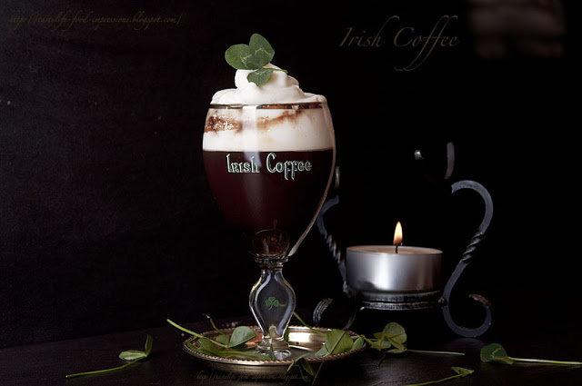 (Пошаговый рецепт) Кофе по- Ирландски