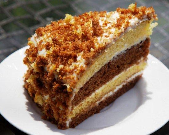 рецепт торта в мультиварке