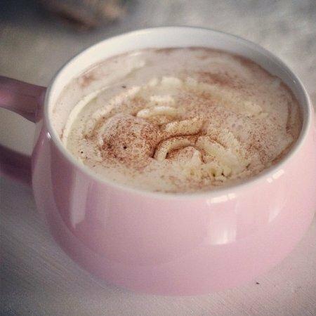 Рецепт вкусного какао на сливках.