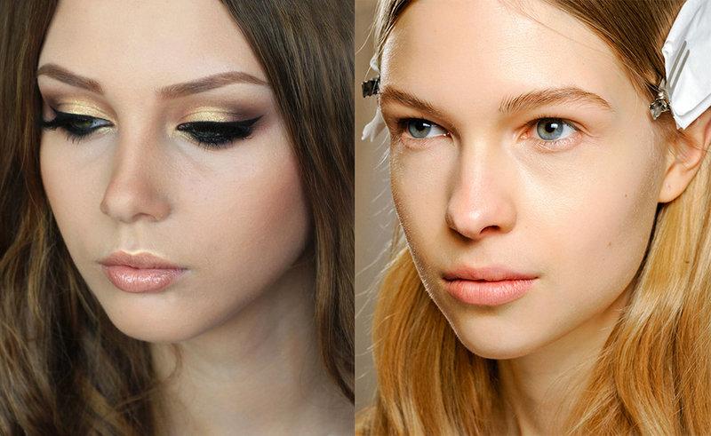 Брови манекена и natural look  (большой пост с кучей фотографий) - Статьи -  / Makeit-Up - отзывы о косметике