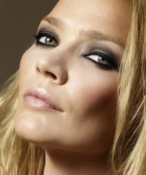 Как делать макияж «смоки айс»? (фото + видео)  |  Модные и красивые