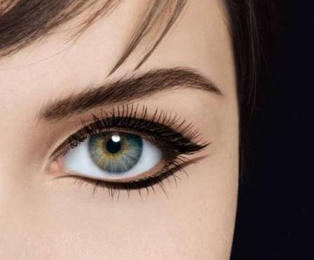 Как правильно красить глаза карандашом?   LS