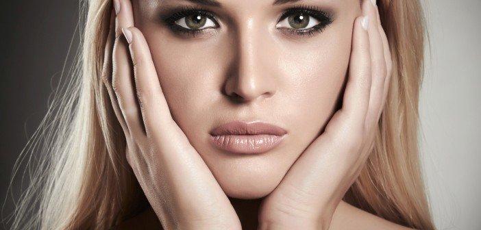 Как сделать макияж смоки айс для серых глаз