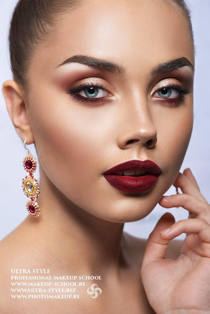 Кремовые текстуры в макияже