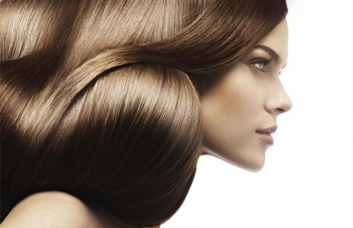 Ламинирование волос эстель