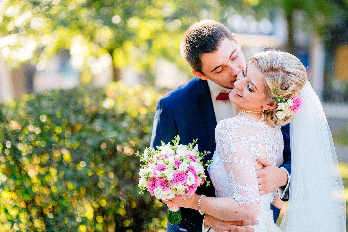 красивые свадебные фото в гомеле приняла