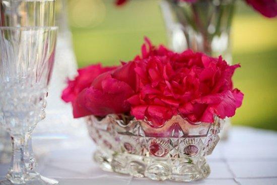 Пионы на свадьбу