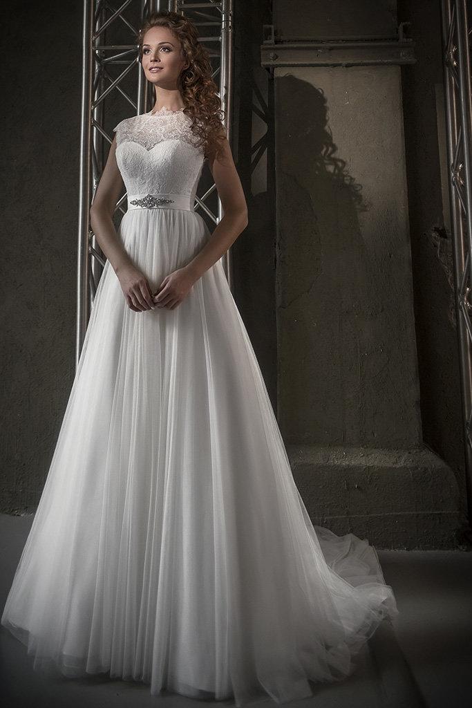 Свадебное платье Love bridal Для беременных LB13103D2 по цене 63 000 руб. – купить свадебное платье для будущих мам в интернет-магазине «Мы подарим» в Москве