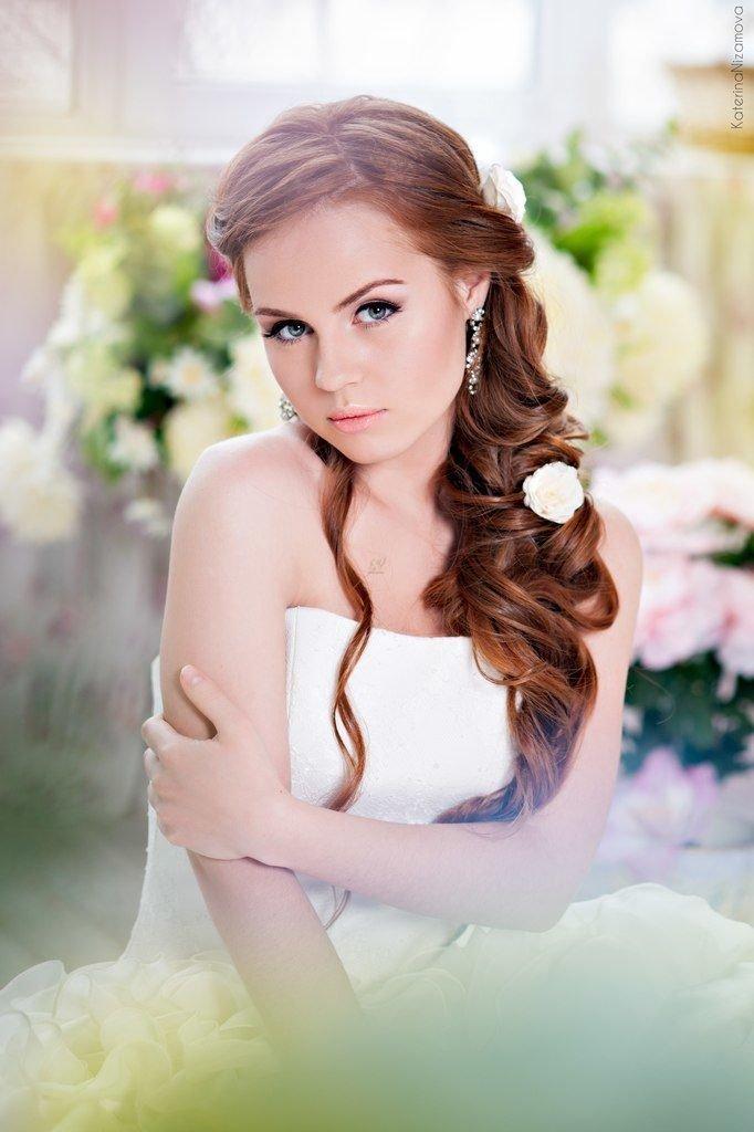 Свадебные прически Санкт Петербург Макияж Санкт Петербург - Салон красоты LV