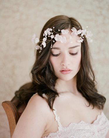 Свадебный венок от Veils напрокат в Украине