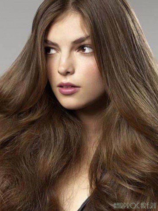 Шатенка-какой цвет волос
