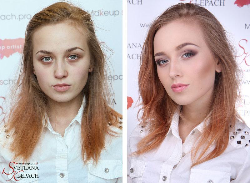 Видео: Вечерний макияж в карандашной технике. Палетка теней Zoeva. Урок 1.