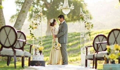 Выездная регистрация брака.