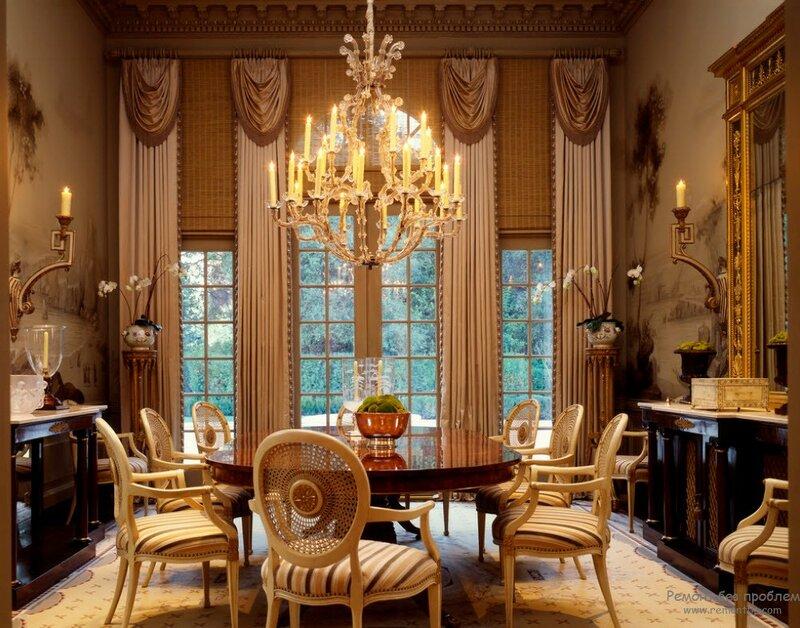 Шикарнейшая гостинная для приема самых важных гостей