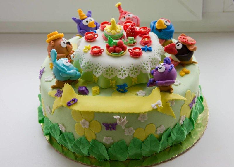 Картинки по запросу статьи про   торт на детский день рождения