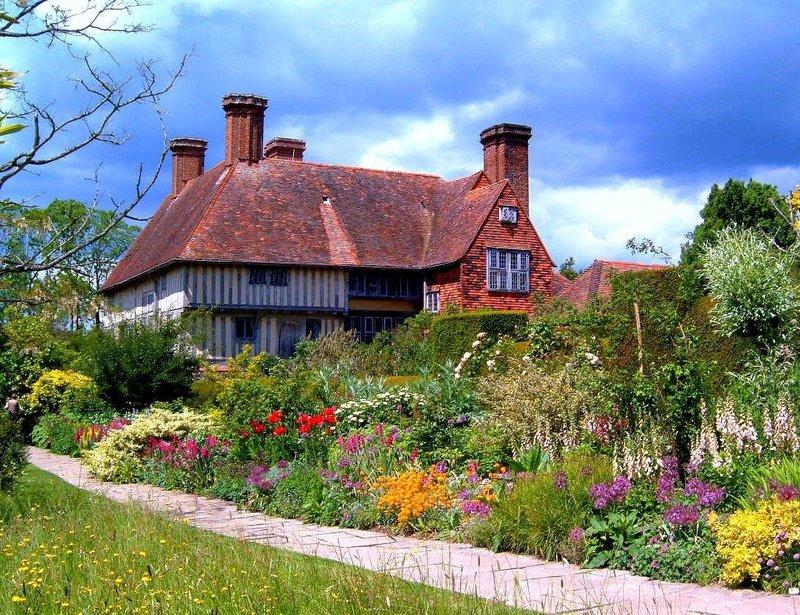 Ландшафтный дизайн в английском стиле.  В чем изюминка классического английского стиля?