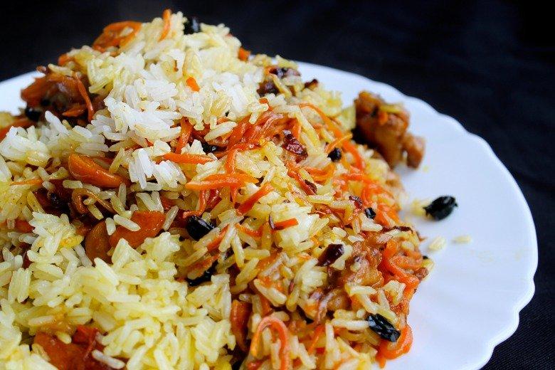 Откидной рис рецепт с фото