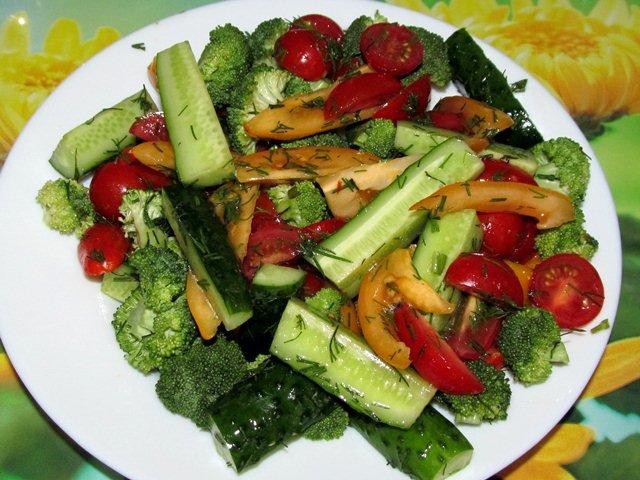 Вкусные салаты для гостей с фото