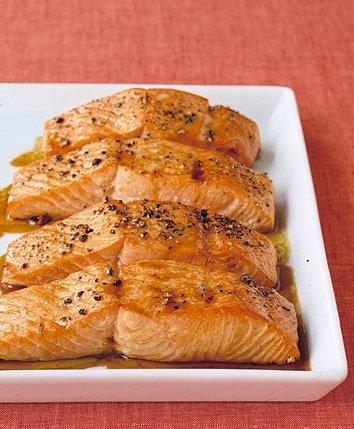 Рыба в соевом соусе рецепт с фото