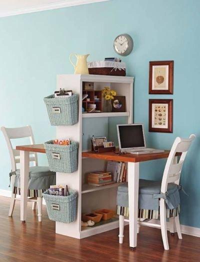 Маленький домашний кабинет – сегодня не прихоть и не нонсенс, нередко в наше время он является необходимостью.