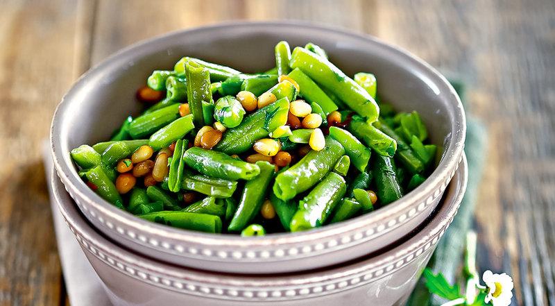 Приготовить зеленую фасоль рецепты с фото