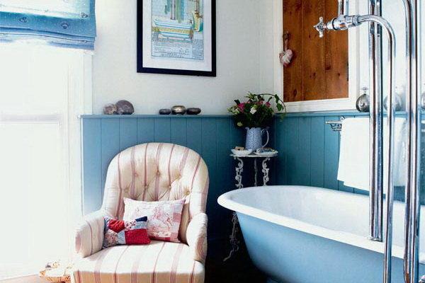 Ðлитная ванная комната современного дома
