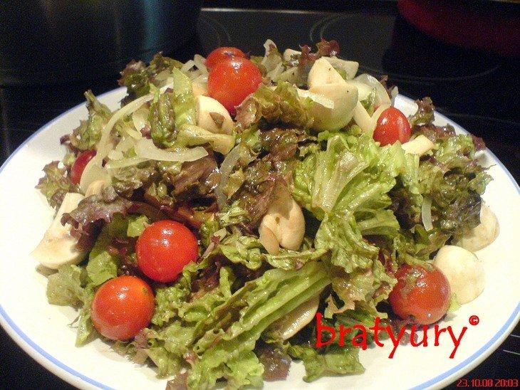 повседневный салат рецепт с фото