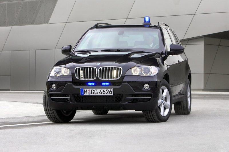 BMW X5 Security (E70)