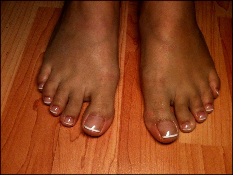 Пальчики ног
