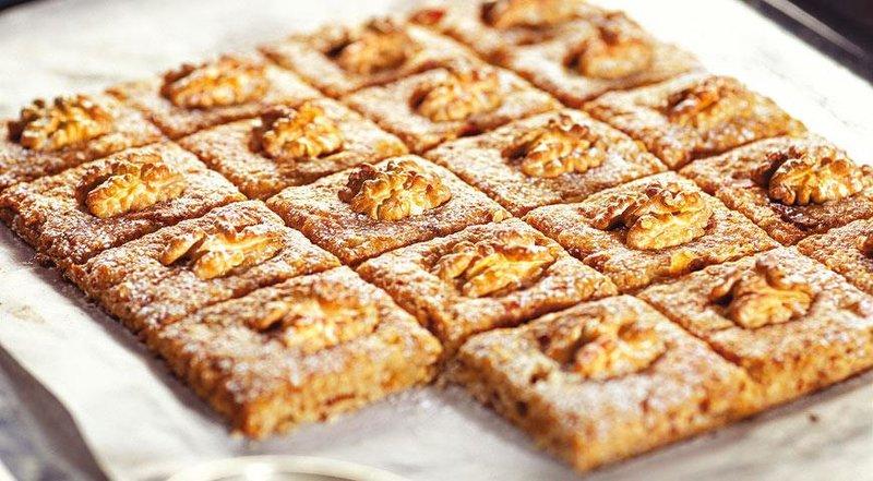 венгерское ореховое печенье медветалп under