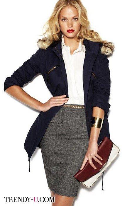Современная женская деловая одежда: Dress for Success картинки