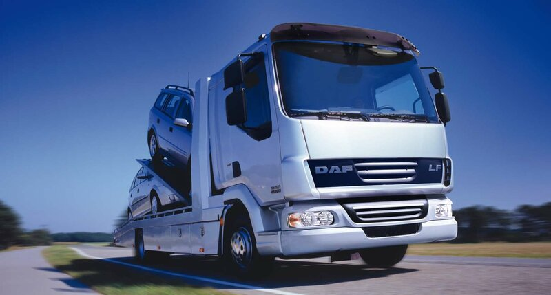 DAF LF45 4x2 FA Sleeper Cab Tow Truck