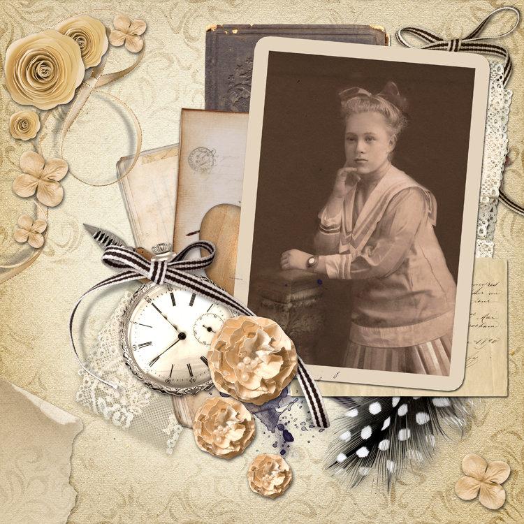 изобилии водится оформление старинных фотографий нее