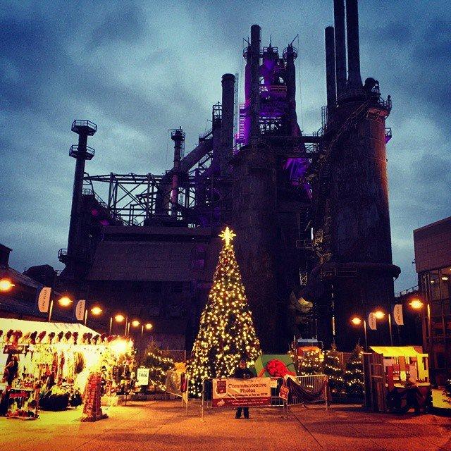 Рождественская ярмарка в Бетлехеме, Пенсильвания