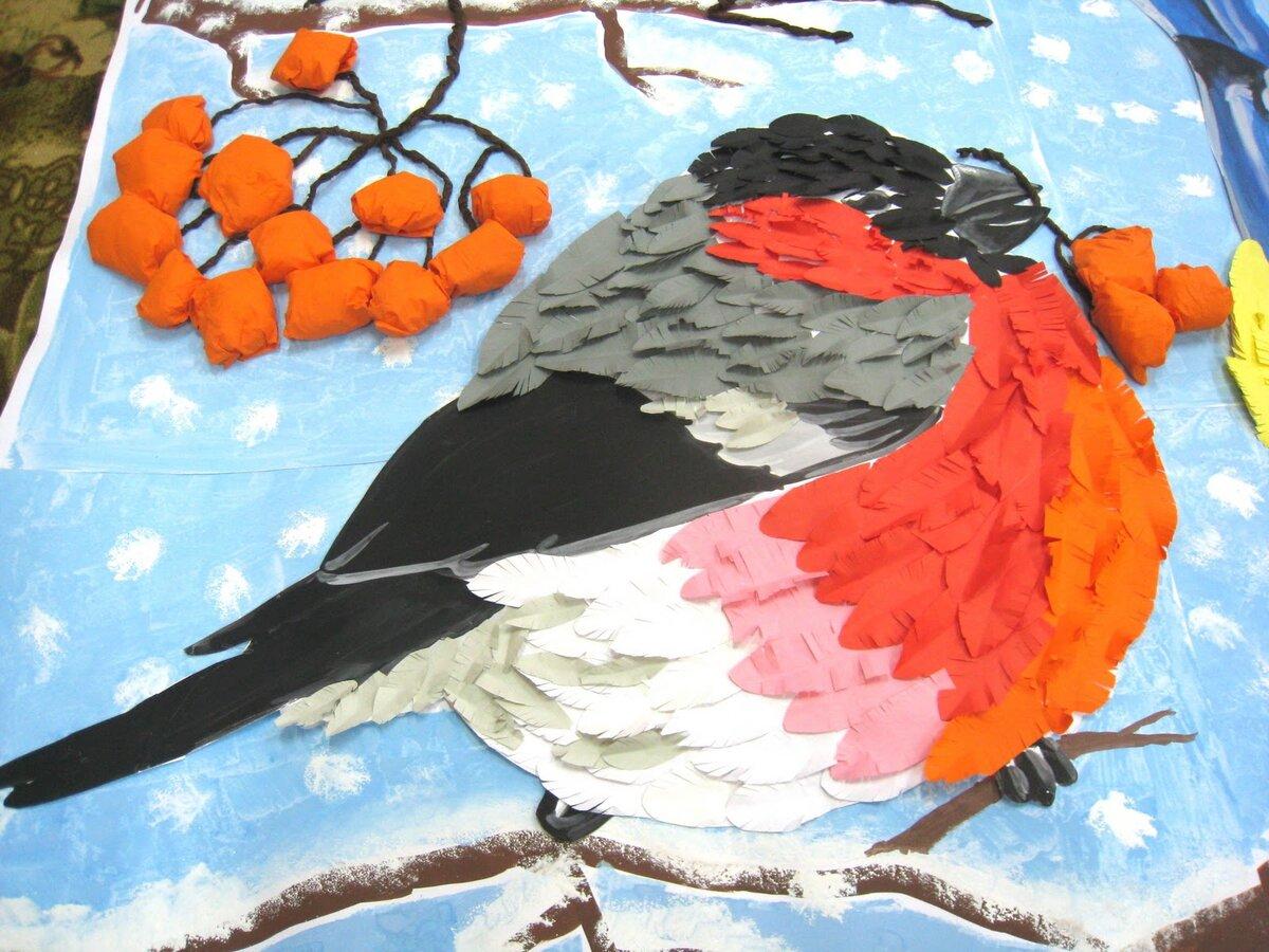Поделка на тему птицы картинки