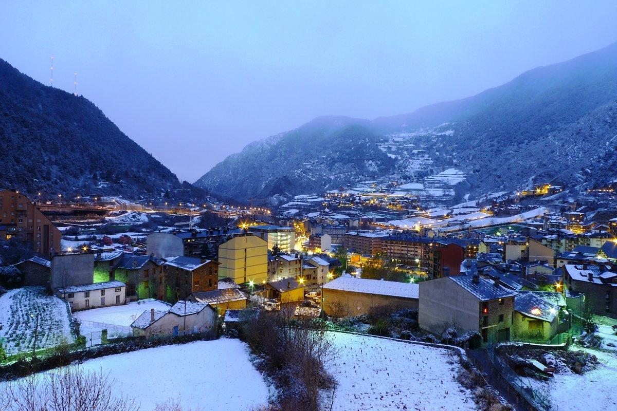 андорра горнолыжный курорт фото второй