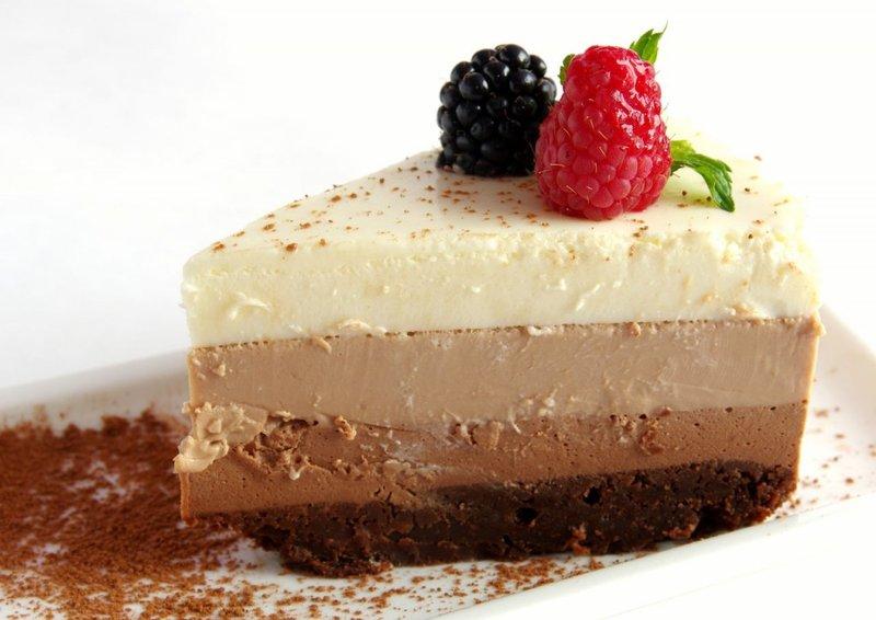Рецепты тортов с фотографиями шоколадный