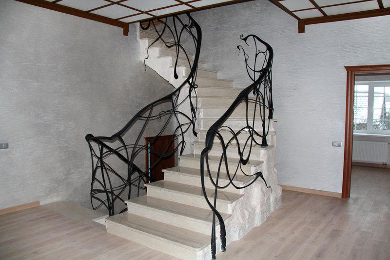 Профессиональный дизайн лестниц внутренних фото