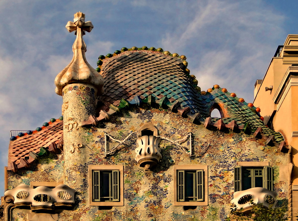 an essay on life of gaudi