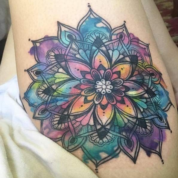 1000 Ideas About Color Tattoos On Pinterest Male Tattoo Black