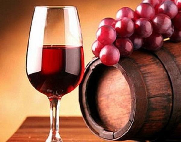 вино домашнее с винограда рецепт