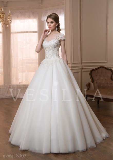 Свадебное платье Величее