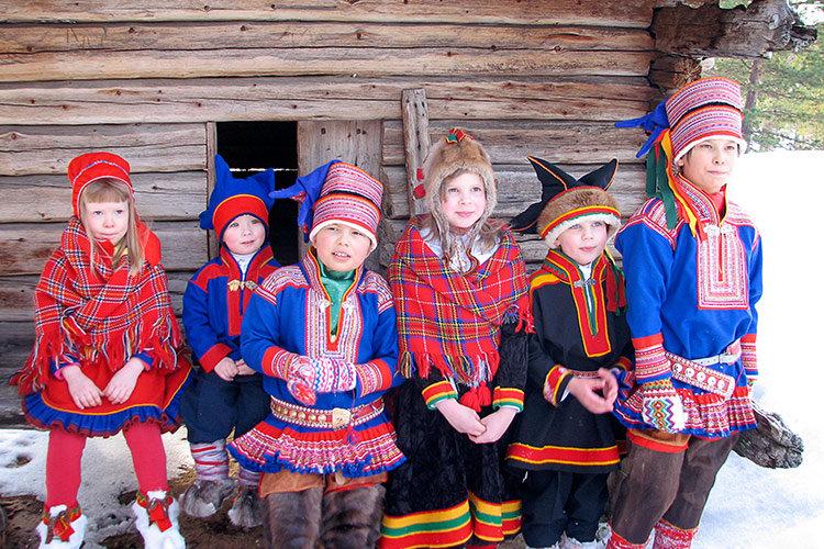 картинки костюмы саамов стоит общаться