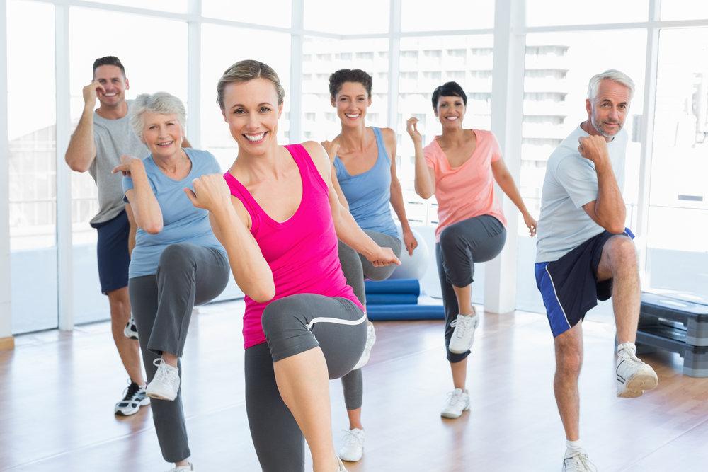 Регулярные физические упражнения картинки