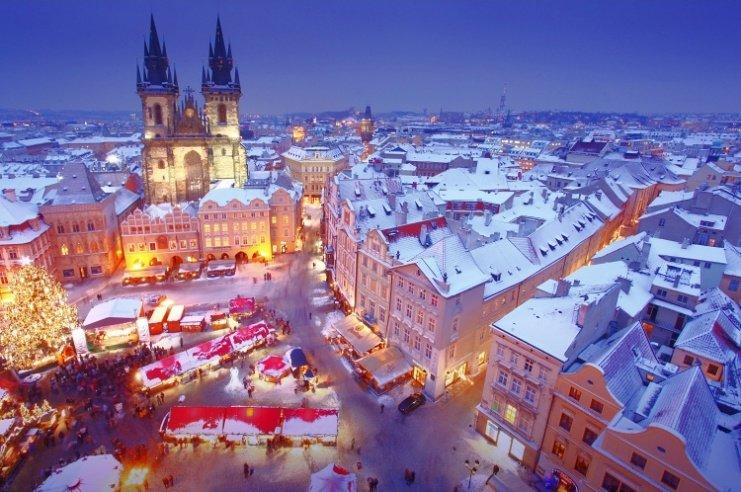 Расписание праздничных мероприятий на Новый Год 2016 во Львове.